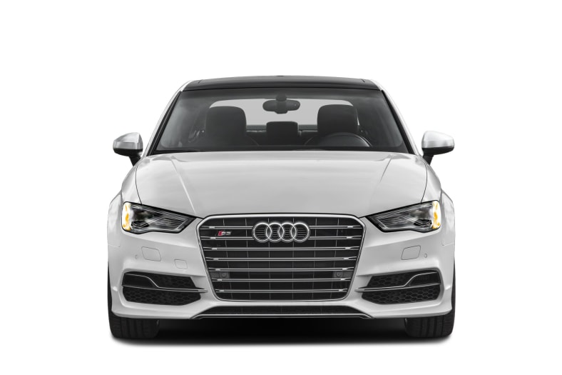 2015 Audi S3 Exterior Photo