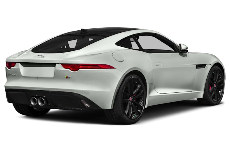 2015 Jaguar F-TYPE Exterior Photo