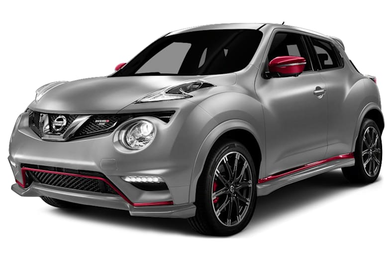 2015 Nissan Juke NISMO RS 4dr Allwheel Drive Pictures
