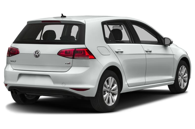 2017 Volkswagen Golf TSI Wolfsburg Edition 4-Door 4dr Front-wheel Drive Hatchback Pictures