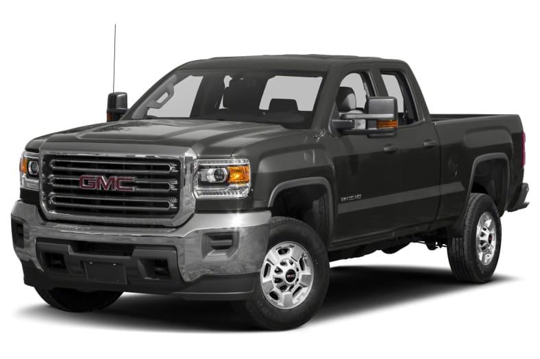 2015 Sierra 2500HD