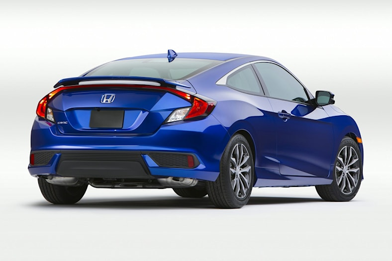 2016 honda civic lx p 2dr coupe pictures. Black Bedroom Furniture Sets. Home Design Ideas