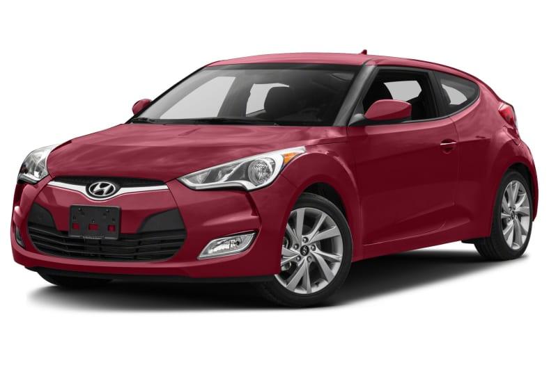 2017 Hyundai Veloster Information