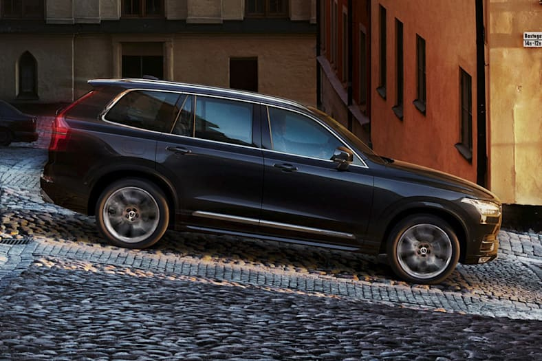 2016 volvo xc90 t5 momentum 4dr all wheel drive pictures. Black Bedroom Furniture Sets. Home Design Ideas