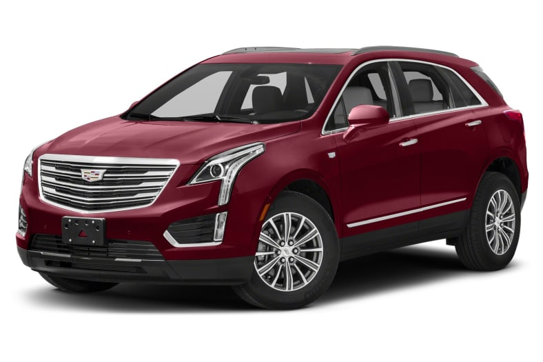 2017 Cadillac XT5 Platinum 4dr Allwheel Drive Pricing and Options