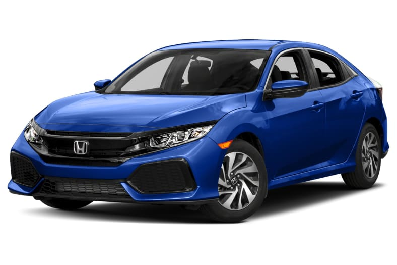 2017 honda civic lx 4dr hatchback pictures. Black Bedroom Furniture Sets. Home Design Ideas