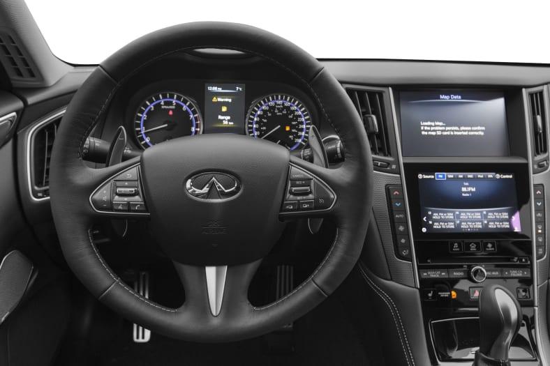 2017 INFINITI Q50 3.0t Red Sport 400 4dr Rear-wheel Drive Sedan Pictures