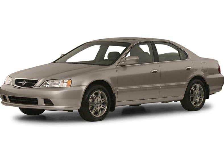 2001 Acura TL Exterior Photo