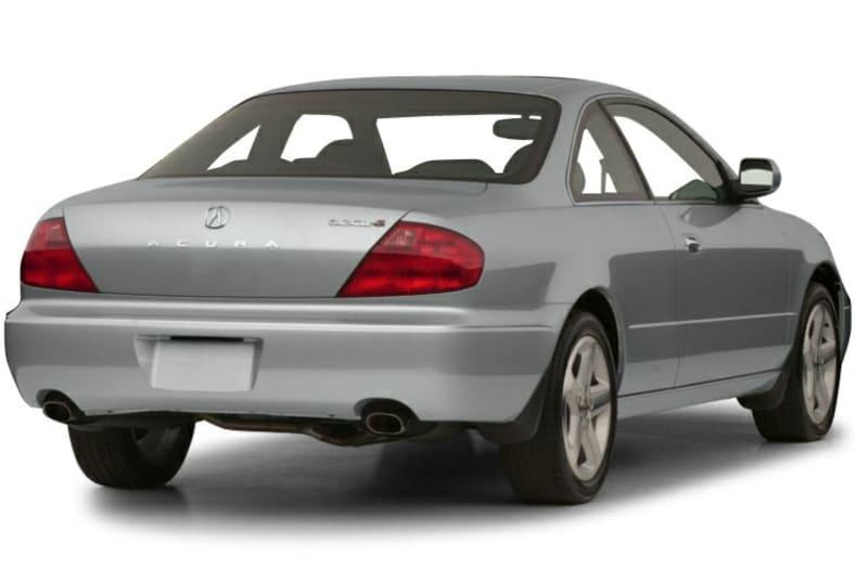 2001 Acura CL Exterior Photo