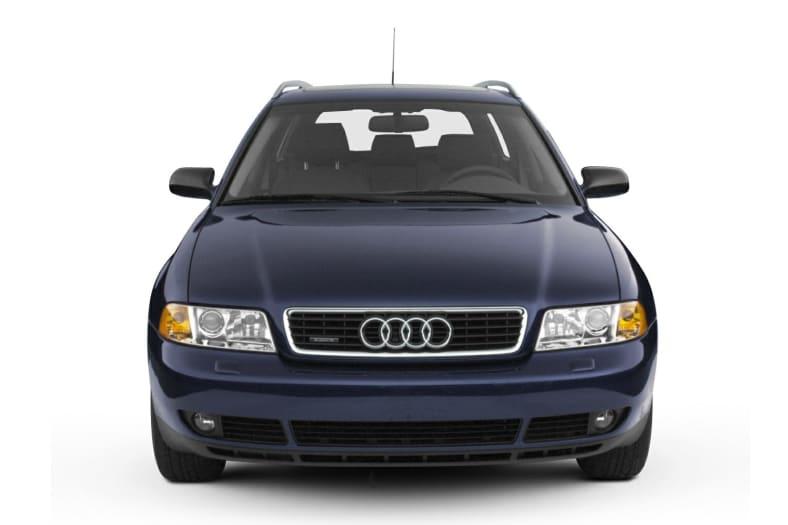 2001 Audi A4 Exterior Photo