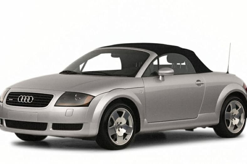 2001 Audi TT Exterior Photo