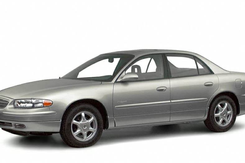 2001 Buick Regal Exterior Photo