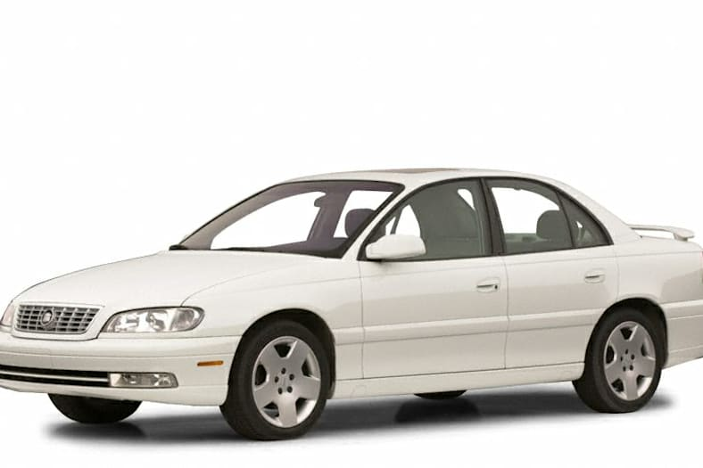 2001 Catera