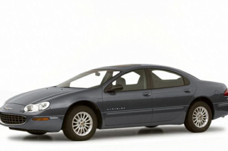 2001 Chrysler Concorde Information