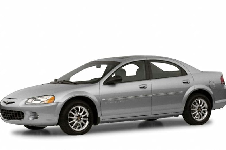 2001 Chrysler Sebring Exterior Photo