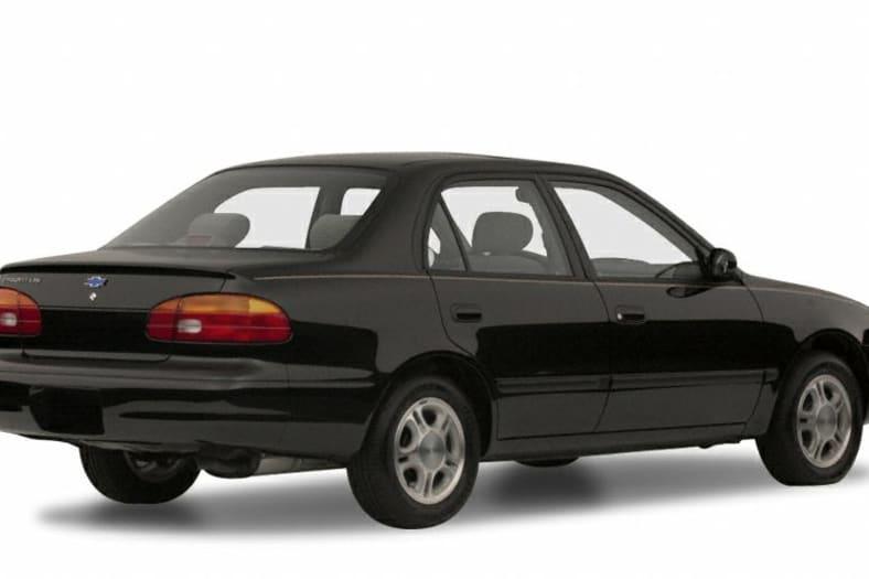 2001 Chevrolet Prizm Exterior Photo