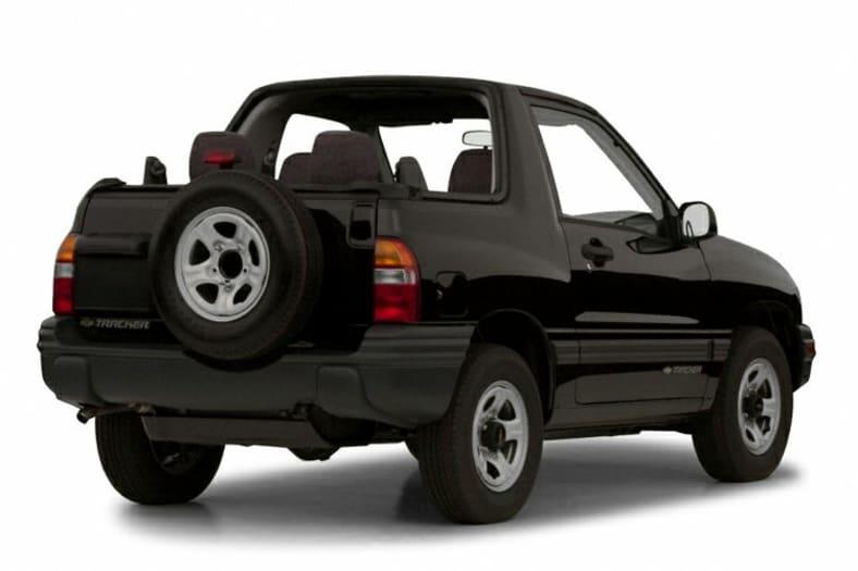 2001 Chevrolet Tracker Exterior Photo