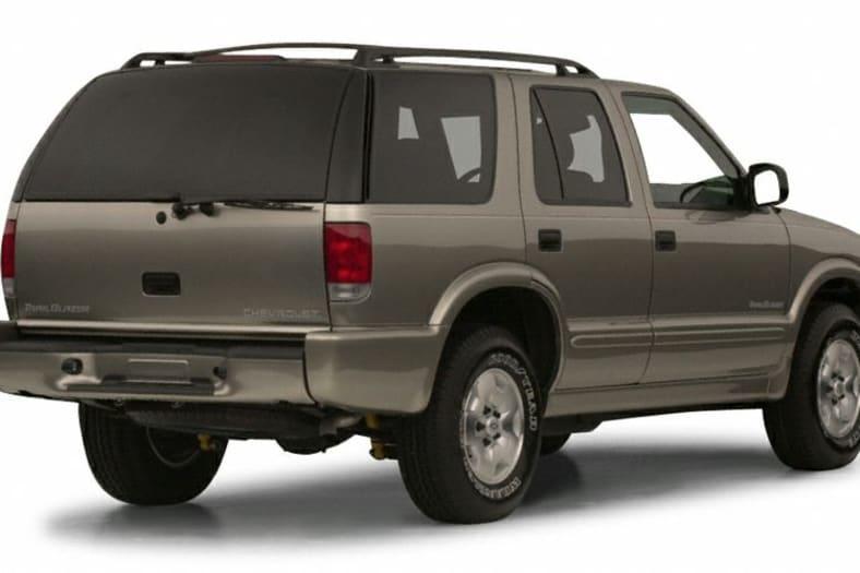 2001 Chevrolet Blazer Exterior Photo