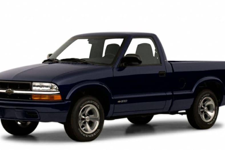 2001 Chevrolet S-10 Exterior Photo