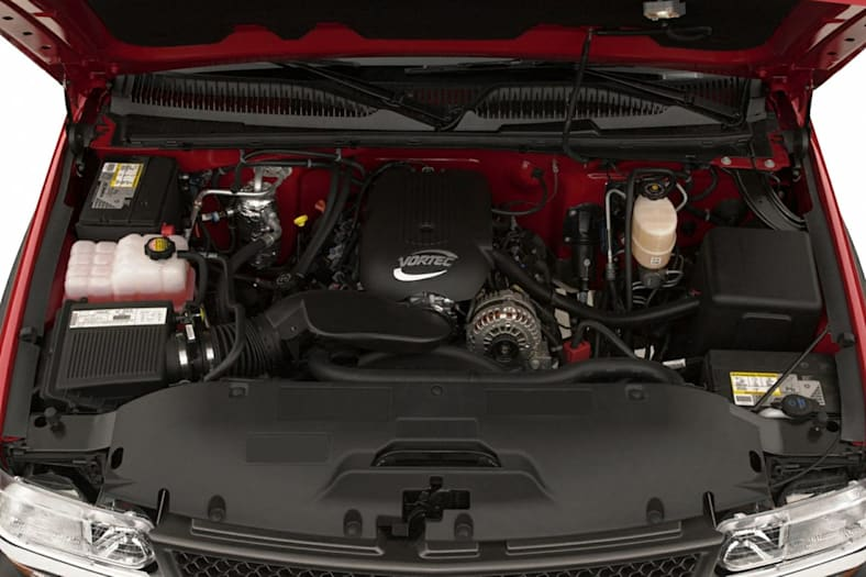 2001 Chevrolet Silverado 2500HD Exterior Photo