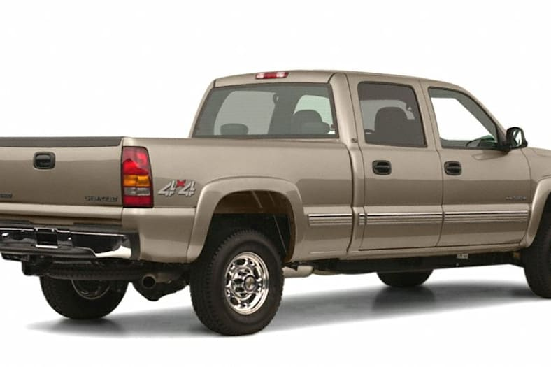 2001 Chevrolet Silverado 2500HD Exterior Photo