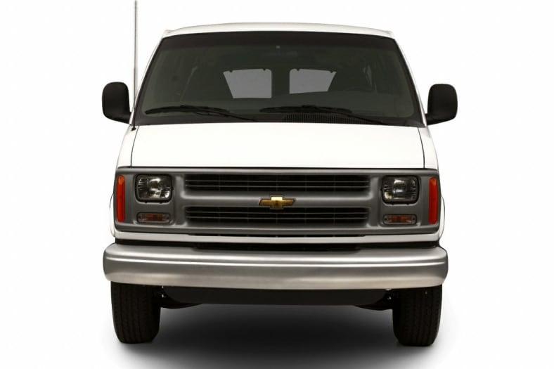 2001 Chevrolet Express LT Exterior Photo