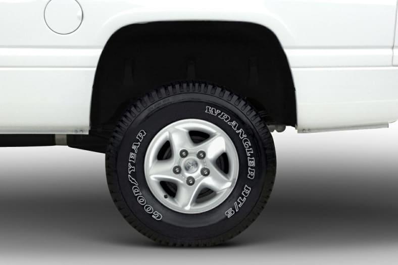 2001 Dodge Ram 1500 Exterior Photo