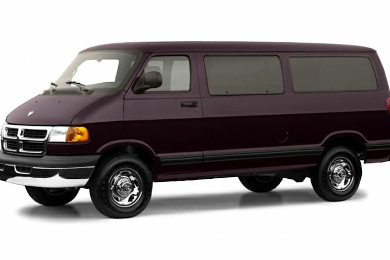 2001 Dodge Ram Wagon 3500 Exterior Photo