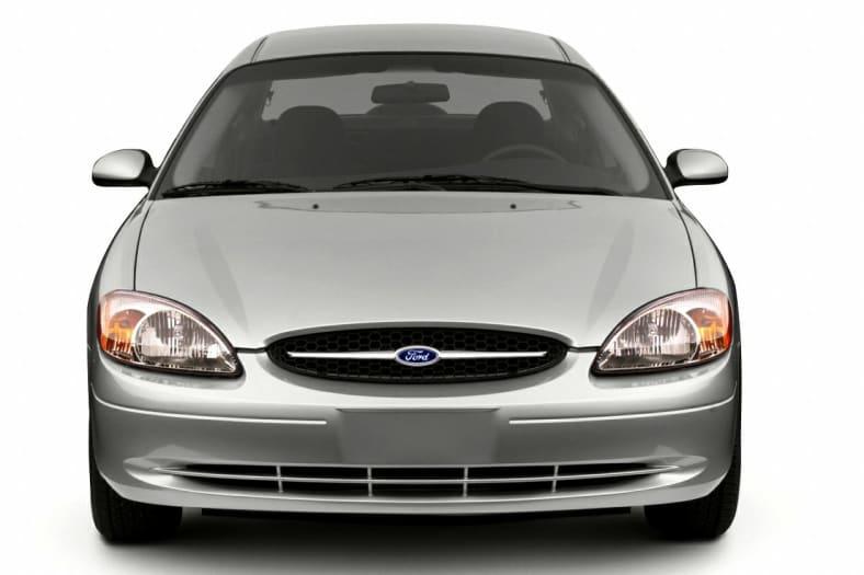 2001 Ford Taurus Exterior Photo