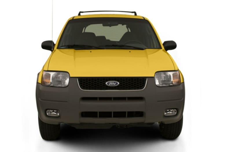 2001 Ford Escape Exterior Photo