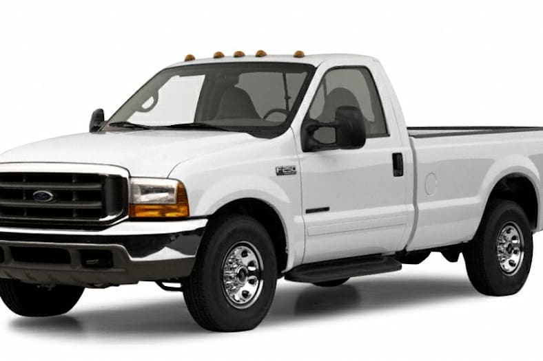 2001 Ford F-350 Exterior Photo