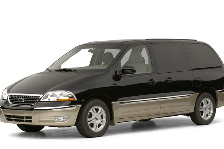 2001 Ford Windstar Exterior Photo
