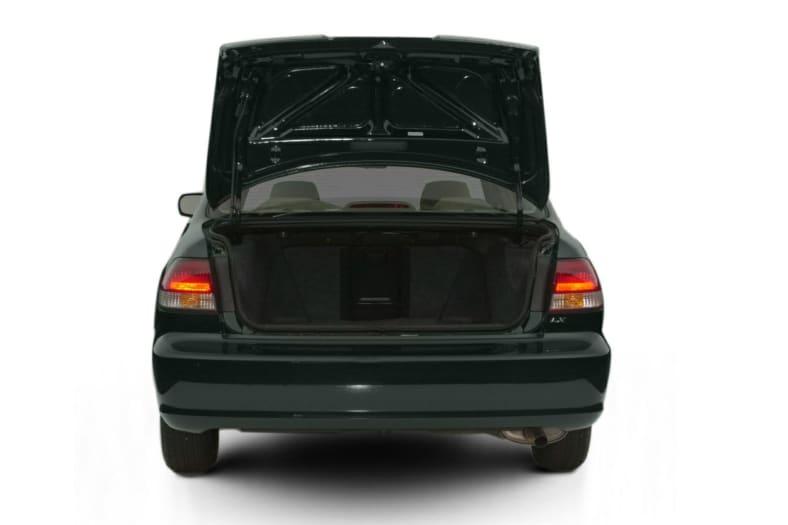 2001 Honda Accord Exterior Photo