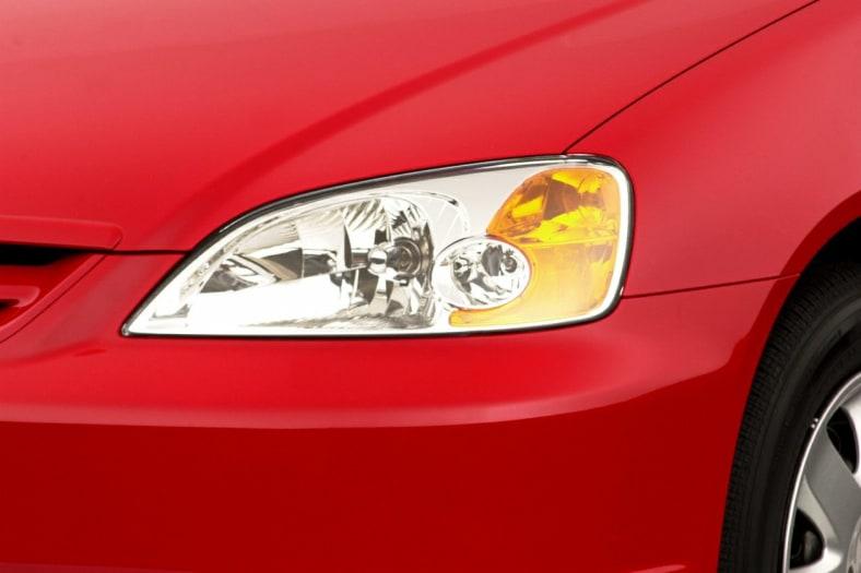 2001 Honda Civic Exterior Photo