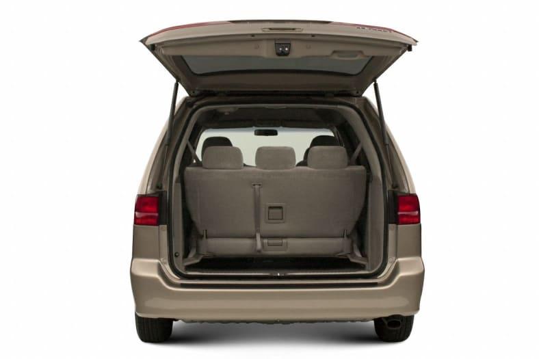 2001 Honda Odyssey Exterior Photo