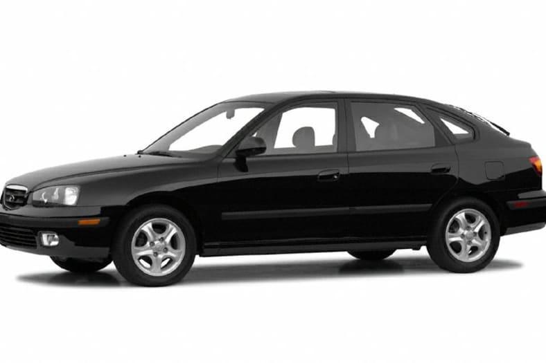 2001 Hyundai Elantra Exterior Photo