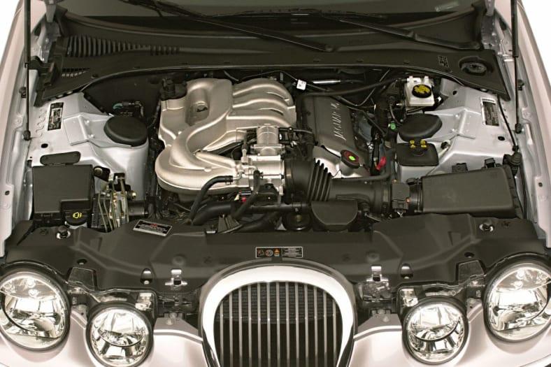 2001 Jaguar S-TYPE Exterior Photo