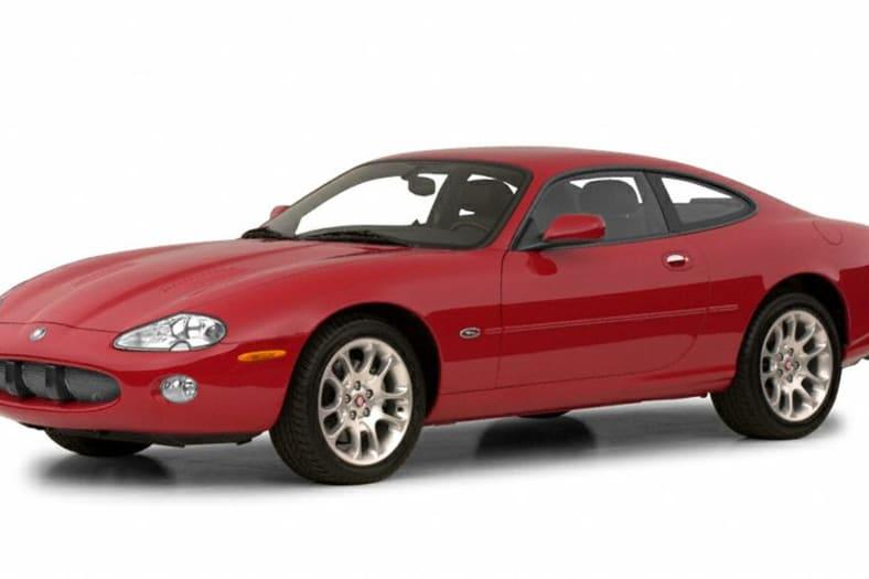 2001 Jaguar XKR Exterior Photo