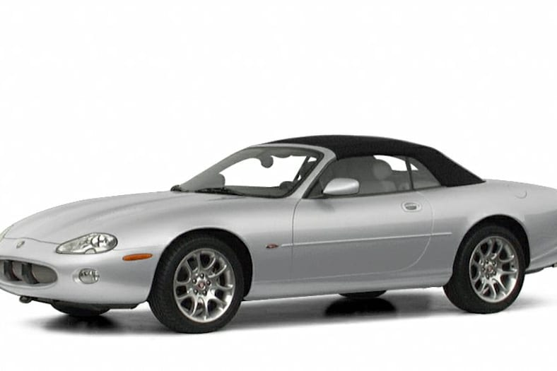 2001 XKR