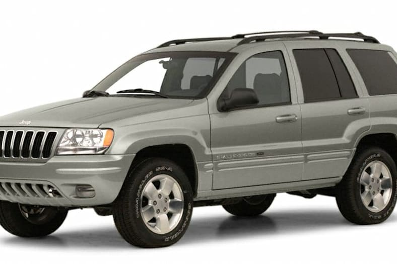 2001 Jeep Grand Cherokee Information