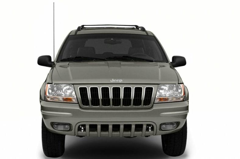2001 Jeep Grand Cherokee Exterior Photo