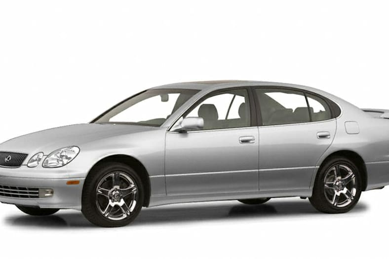 2001 GS 430