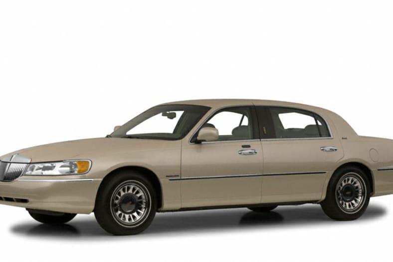 2001 Town Car