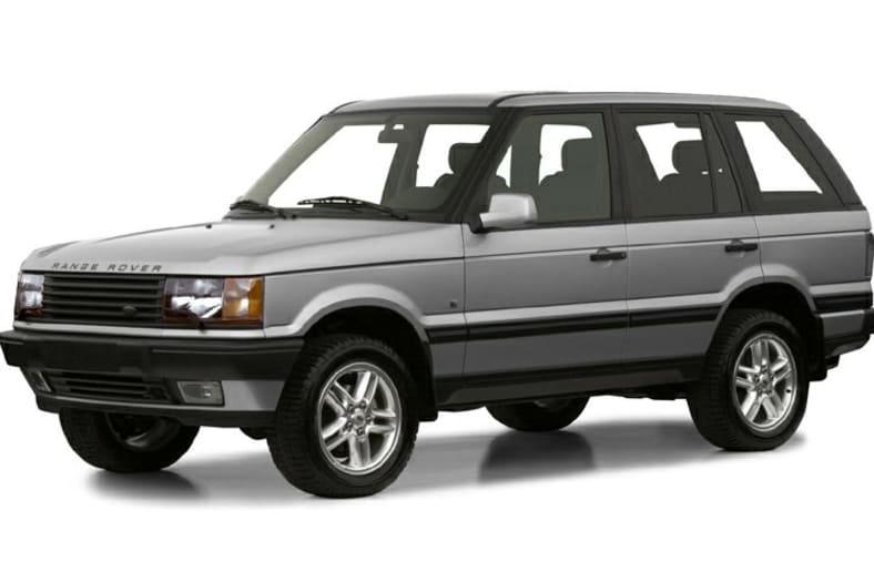 2001 Land Rover Range Rover Exterior Photo