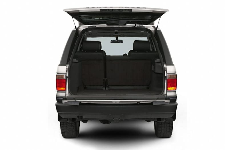 2001 Land Rover Range Rover Exterior Photo
