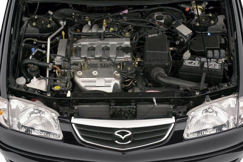 2001 Mazda 626 Exterior Photo