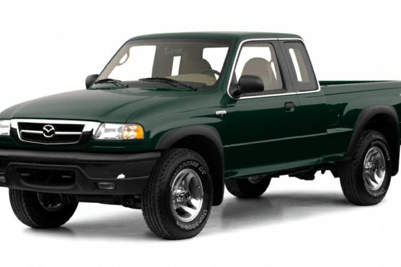 2001 Mazda B4000 Information