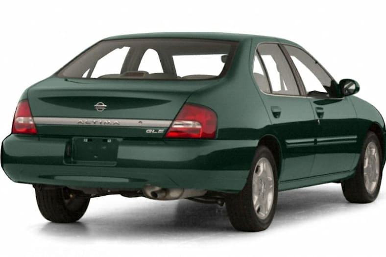 2001 Nissan Altima Exterior Photo