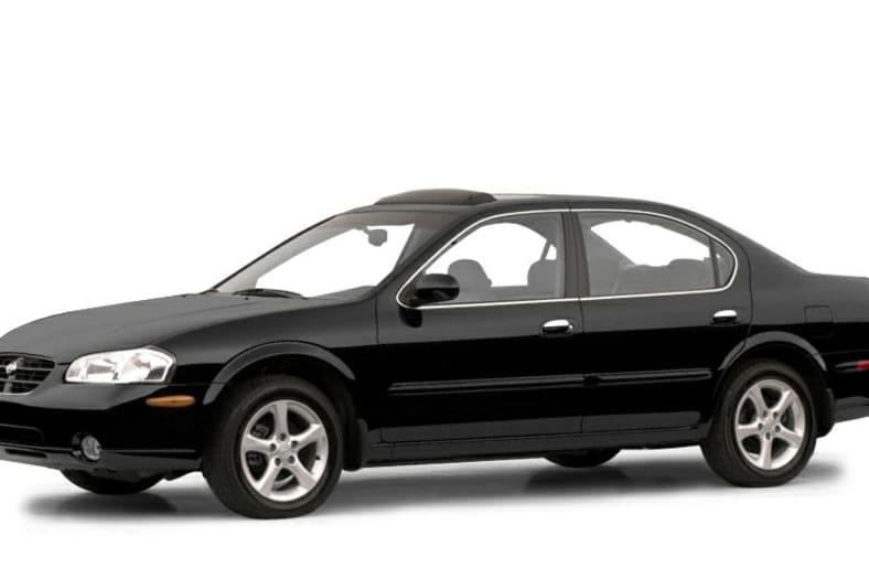 2001 Nissan Maxima Information