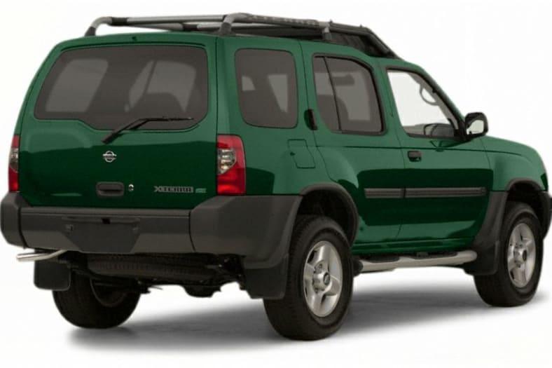 2001 Nissan Xterra Exterior Photo